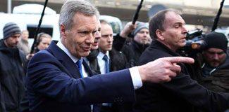Almanya'da eski cumhurbaşkanına beraat
