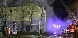 Almanya'da feci yangın: 3 çocuk öldü