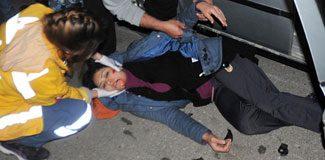 Antalya'da yürek burkan kaza!