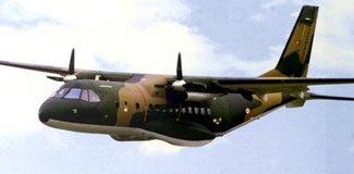 Tunus'ta askeri uçak düştü: 11 ölü!