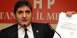 CHP'li vekile Yılın Siyasetçisi ödülü