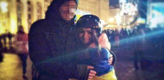 Ukraynalı eylemci Lidia ile polisin aşkı