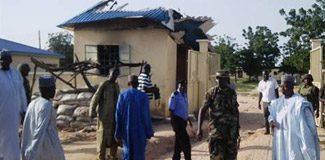 Camiye silahlı saldırı: 42 ölü!