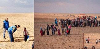 Çocuk mülteci haberi yalan çıktı