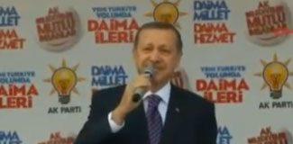 """Başbakan Erdoğan: """"Eyy hoca, hoca…"""""""