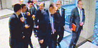 Erdoğan – Yasin El Kadı buluşması görüntülendi