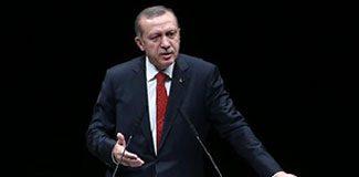 'Erdoğan sınırını aştı'