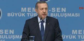 Erdoğan: 'Aldanmışız, safmışız'