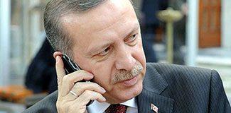 Erdoğan'ın telefonuna inceleme kararı
