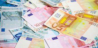 Çöpten 10 bin Euro çıktı!