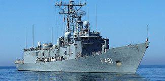 TSK'dan Norveç gemisine müdahale!