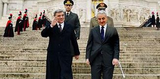 Abdullah Gül'den AVM göndermesi
