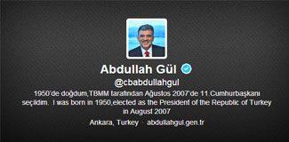 Abdullah Gül'e 'yumurta takviyesi'