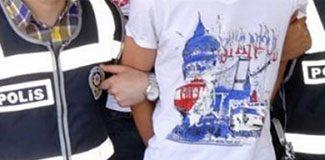 'Gezi'de 17 tahliye!