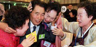 Koreliler arasındaki hasret bitiyor