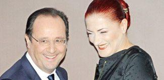 Fransız televizyonu Hollande ile fena dalga geçti