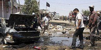 Irak'ta bombalı araçlar patladı: 50 ölü