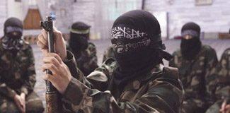 IŞİD kadınlar taburu kurdu