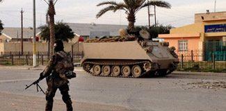 Irak ordusundan IŞİD operasyonu: 57 ölü