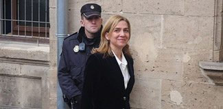 İspanya Prensesi mahkeme sorgusunda!