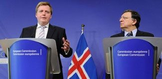 İzlanda, AB üyeliğinden vazgeçti!