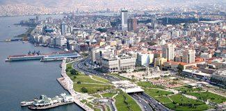 İzmir, Twitter'da dünya gündemi: #izmirihamyaptırmayız