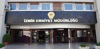 İzmir Emniyeti'nde deprem!