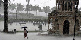 İzmir'e sel uyarısı