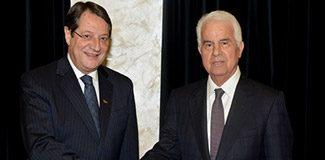 Kıbrıs'lı liderler masaya oturdu!
