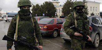 Ukrayna Kırım'da kontrolü aldı!