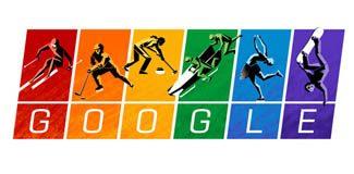 7 şubat 2014 Olimpiyat İlkeleri google doodle oldu