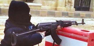 Küçük El Kaide'ci Batı'yı sarstı