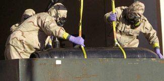Libya'da 2 ton kimyasal silah yokedildi