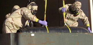 Libya tüm kimyasal silahlarını imha etti