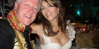 Liz ile Clinton'ın aşkı ortaya çıktı!