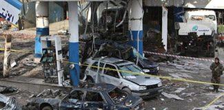 Lübnan'da Hizbullah'a bombalı saldırı