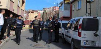 Maltepe'de polise bıçaklı saldırı
