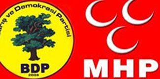 MHP'li aday BDP'ye geçti!