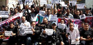 Mısır'da gazeteci avı sürüyor!