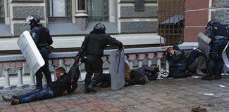 Ukrayna muhalefetine gözdağı