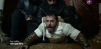 Muhteşem Yüzyıl'da Şehzade Mustafa infaz edildi!