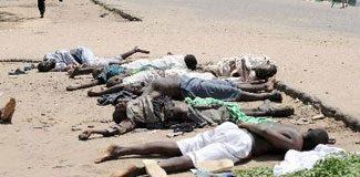 Nijerya'da korkunç katliam: 106 ölü!