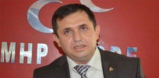 MHP'li il başkanı öldü!