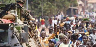 Orta Afrika neden karıştı?