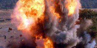 Diyarbakır'da patlama: 2 yaralı