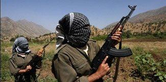 PKK taciz ateşi açtı