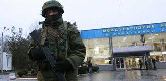 Rus birlikleri Kırım'a girdi!