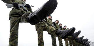 Rusya'da ordu alarm durumuna geçti!