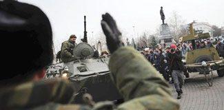 Rusya-Ukrayna hattında tehlikeli gerilim!