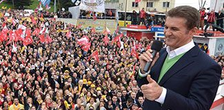 Sarıgül'den Topbaş'a ağır suçlama